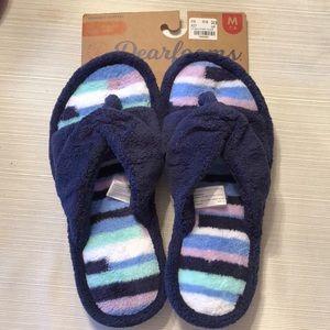 Dearfoams Women's Slippers - Size M (7/8)